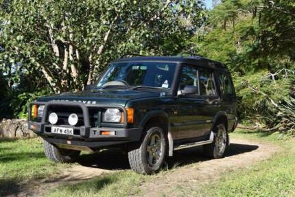 Land Rover Discovery TD5 Wagon 2000