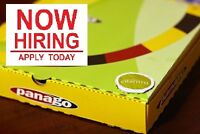 For immediate hiring! Chef and Delivery Driver positions