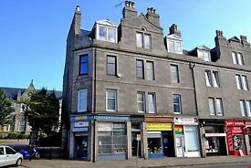 2 bedroomed top floor flat
