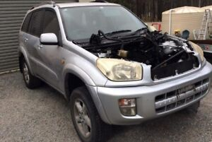 WANT GONE!! Wrecking Toyota Rav 4, 2002 model. Martins Creek Dungog Area Preview