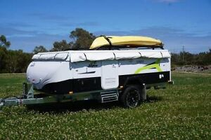 New Jayco Swan Outback Camper Trailer for hire. Wanneroo Wanneroo Area Preview