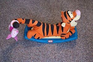 Little Tikes Soft Rockin' Tigger Rocker