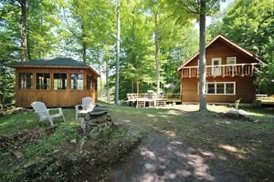 Bobs Lake Cottage For Rent