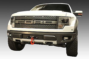 HIDDEN WINCH MOUNT KIT FOR 2009-2014 F150 AT CAP-IT