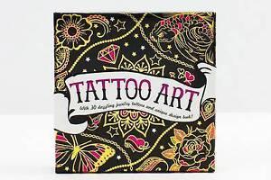 NEW Tattoo Art Box Set by Parragon Books