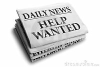 Newspaper Carrier Needed in Cochrane, AB