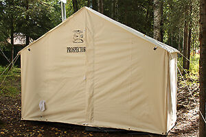 Arctic grade Wall tent 12x14x5- Alaska Tent and Tarp (Fairbanks)