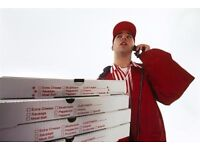 Takeaway delivery driver job wanted