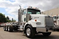 ALBERTA OILFIELD SPEC 2005 Western Star 4900 #4491