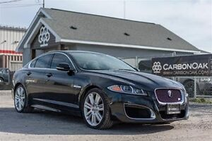 2013 Jaguar XFR XFR V8 Supercharged Clean car