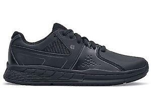 "Work Shoes, ""Falcon II"", Slip resistant."