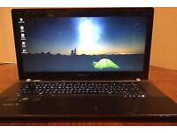 Toshiba laptop Core i5 windows 10 excellent con with box and accessories