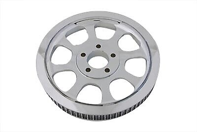 Rear Pulley 70 Tooth Chrome,for Harley Davidson,by V-Twin