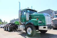 ALBERTA OILFIELD SPEC 2008 Western Star 4900 #4447