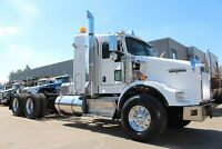 ALBERTA OILFIELD SPEC 2009 Kenworth T800 - #4484