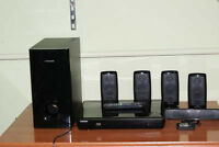 Samsung 5.1-Channel Home Theater System with Blu-Ray & iPod play