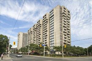 Dundas and Jarvis: 201 Sherbourne , 2BR
