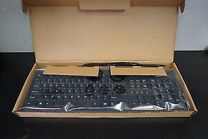 Acer USB Wired Computer Keyboard Black Model Pr1101u DKUSB1P02D
