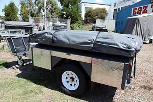 Soft Top, Off-Road, Powder-Coated Camper Trailer Houghton Adelaide Hills Preview