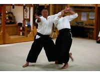 Aikido - Traditional Japanese Martial Art classes