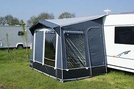 Pegasus 260 porch awning for caravan