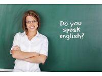 English Teacher INTERNSHIP