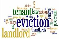 Landlord and tenant issues!