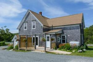 Gorgeous Character Home in Musquodoboit - includes all utilities