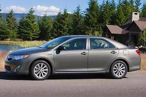 Toyota Camry Hybrid $280 weekly rent for Uber, Taxify, Ola, etc