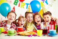 Birthday Parties Kids Remember!