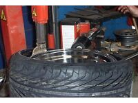 Mobile Tyre Technician, Colchester