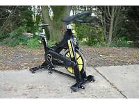 Livestrong spin bike commercial gym equipment exercise spinner