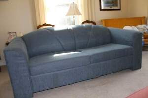 Pull Out Sofa/Couch Double Cambridge Kitchener Area image 3