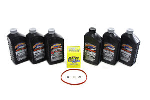 """DIY"" Harley TC-96 Complete Synethic Oil Change Kit 2007-up"