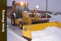 Back Hoe snow plow operator wanted for Vaughan
