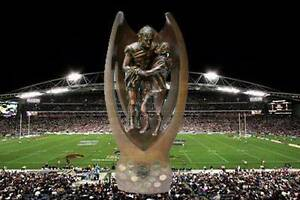 Gold class NRL Grand Final tickets x 6 adults all seated together Alexandria Inner Sydney Preview