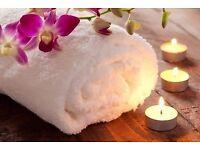 Full body massage therapy at Paddington