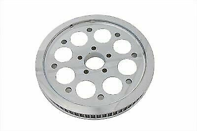 Rear Drive Pulley 70 Tooth Chrome for Harley Davidson by V-Twin