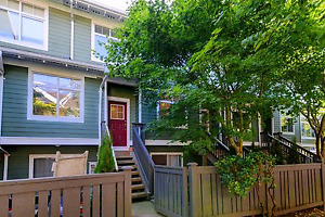 Morgan Creek Townhouse for sale: 3 bedroom 1,437 sq.ft.