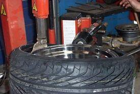 Mobile Tyre Technician, Waltham Abbey
