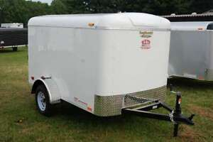 Brand New 2016 5X8 Enclosed Trailer Only $ 2175!