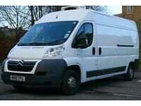 Van hire and Man Reliable professional hardworking Removal service From £15 in London