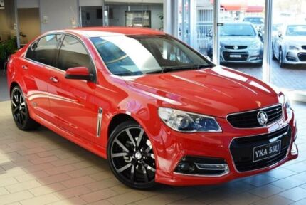 2014 Holden Commodore VF SS-V Red Hot 6 Speed Manual Sedan