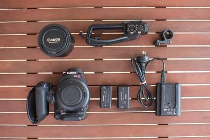 Canon C100 mk1