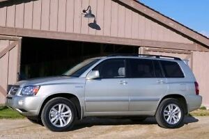 Reduced to sell! Toyota Highlander 4X4 - Sport Edition