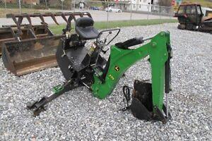 2015 John Deere 375 Backhoe attachement