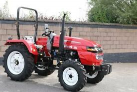 35Hp Diesel Compact Tractor. Brand New 2 or 4 wheel drive with warranty. Free Delivery in Scotland