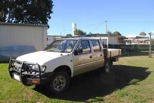 2002 Holden Rodeo Ute Gatton Lockyer Valley Preview