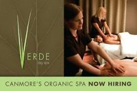 Registered Massage Therapist Positions (Canmore/Sunshine)