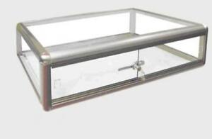 Countertop glass display cases- Great for retail!